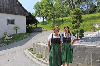 Annemarie Ofner geht in Pension, Sandra Grambichler sperrt am 31. Mai das letzte Mal auf.