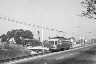 Der Typ Amerikaner – alte Garnituren aus New York – waren besonders in den Außenbezirken unterwegs.