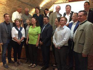 Vortragende und Zuhörer wünschen sich mehr Biodiversität in der Region
