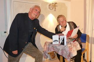 Gerhard Thewanger und Franz Gollner