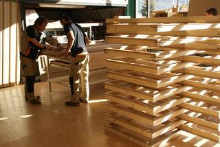 Bei Schindel und Holz stehen ca. 20 Arbeitsplätze auf der Kippe.