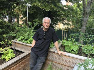 Wohnt seit zehn Jahren in Währing: Schauspieler, Regisseur und Kinderbuchautor Michael Schefts.