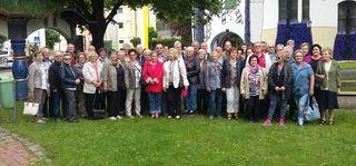 48 Senioren aus Leibnitz gingen auf die Reise.