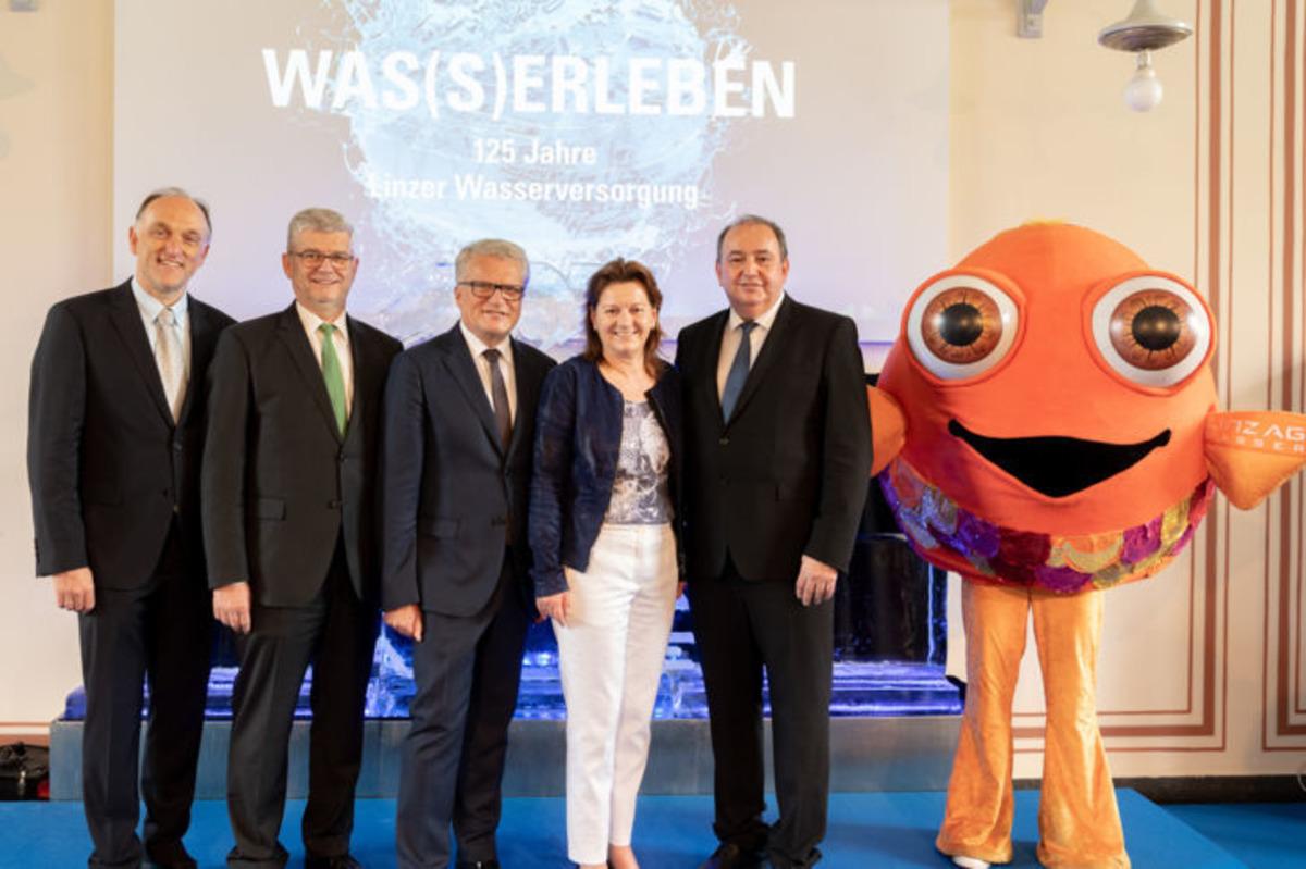 Linzer Trinkwasser Verdient Prädikat Erstklassige Qualität Linz