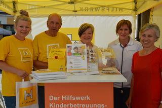 Das Team des OÖ Hilfswerks in Ried, berät über mobile Betreuung, die 24 Stunden Pflege sowie über das Haushaltsservice.