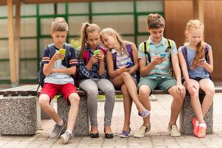 Das Handy hat für viele Kinder und Jugendliche bereits einen Suchtfaktor.