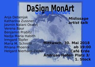 Einladung zur Mai-Midissage der :freien galerie: