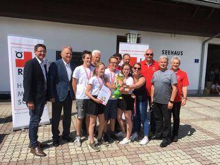 NMS Pabneukirchen Bundesmeister Erste Hilfe Bewerb