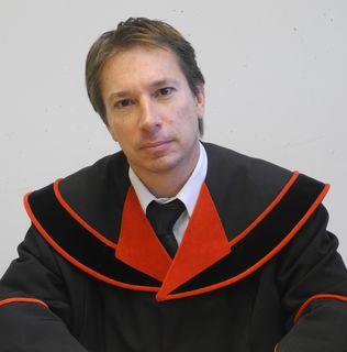 Staatsanwalt Ronald Schaffer: Anklagevertreter in der Verhandlung.