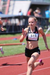 Magdalena Sura (l.) holte alleine drei Medaillen.