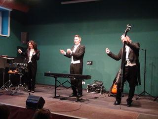 Für einen amüsanten Konzertabend sorgten zuletzt die Kaktusblüten beim Gamlitzer Kultur-Genussreigen.