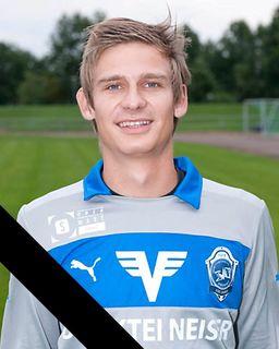 René Weidinger verstarb im Alter von gerade 32 Jahren