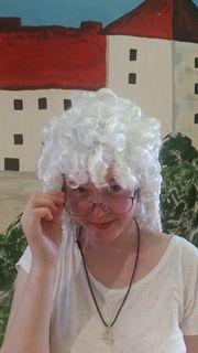 Diana Wurzinger, 16 Jahre, besucht die Schauspielakademie Neulengbach