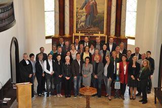 In der Evangelischen Pfarrgemeinde Waiern nimmt das neu gewählte Gemeindevertretungs-Komitee die Arbeit auf