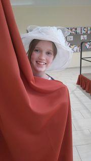 Liese Lotte Schuh, 12 Jahre, besucht die Schauspielakademie Kirchschlag