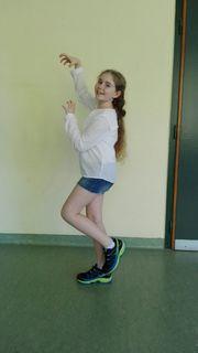 Fiorina Bauer besucht die Musicalakademie Tulln
