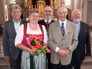 Helmut Berger, Mathilde Hochkogler, Andreas Gutenthaler, Josef Horngacher, Gerhard Erlmoser.
