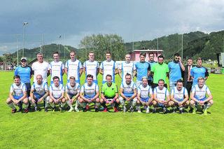 Das Meisterteam aus St. Lorenzen bei Knittelfeld legte in der Gebietsliga eine beinahe perfekte Saison hin, war am Weg zum Titel nicht zu stoppen.