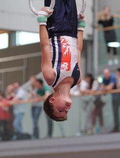Sebastian Lehner wurde mit der oberösterreichischen U12-Mannschaft Staatsmeister.