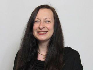Daniela Ebner, BEd unterstützt in vielen Bereichen.