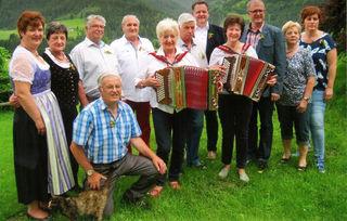 Gut drauf waren die Pensionisten des Ortsverbandes Gnesau. Ihr Fest war ein voller Erfolg und viele Ortsgruppen waren dabei