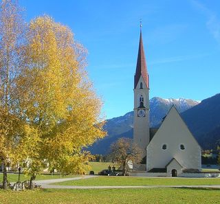Pfarrkirche Elbigenalp