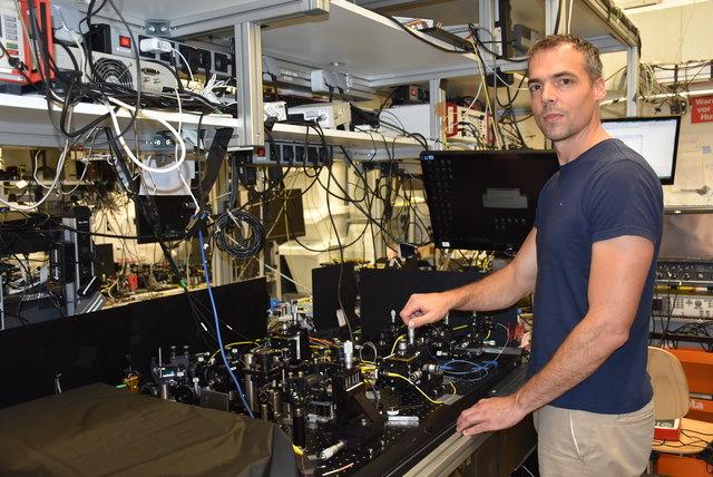Thomas Scheidl, Senior Scientist am Institut für Quantenoptik und Quanteninformation der Österreichischen Akademie der Wissenschaften
