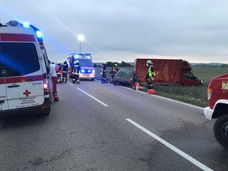 Unfall in Hollabrunn - Thema auf meinbezirk.at
