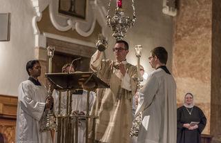 Diakon Fritz Kerschbaumer wird am 17. Juni im Innsbrucker Dom zum Priester geweiht