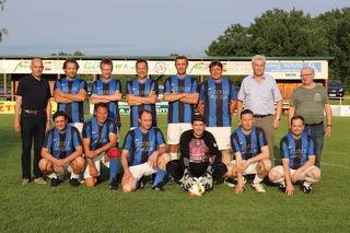 Die Spieler der zweiten Güttenbacher Meisterteams