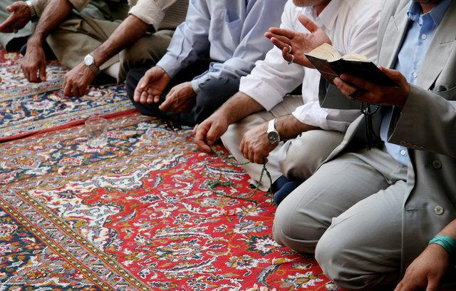 Die Bundesregierung überprüfte die Moschee.