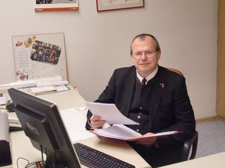 Anton Mandl war seit 2001 als Bezirksrat in Döbling aktiv.