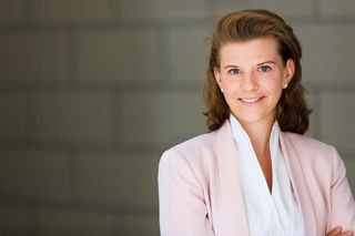 ÖVP-Politikerin Elisabeth Olischar (30) startete ihre steile Polit-Karriere als JVP-Chefin in Döbling.