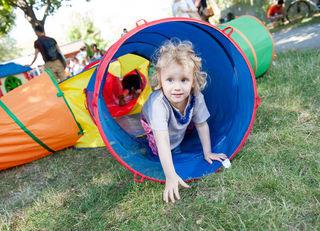 Unterhaltung im Sommer: In ganz Wien findet das Ferienspiel statt. Auch in Ottakring können sich die Kleinen austoben.