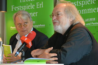 Hans-Peter Haselsteiner und Gustav Kuhn brachten insgesamt bereits 12 Klagen gegen Markus Wilhelm ein.