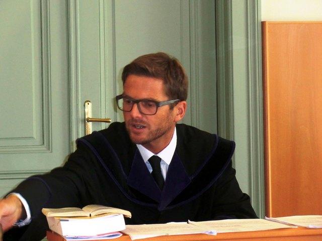 Richter Markus Grünberger
