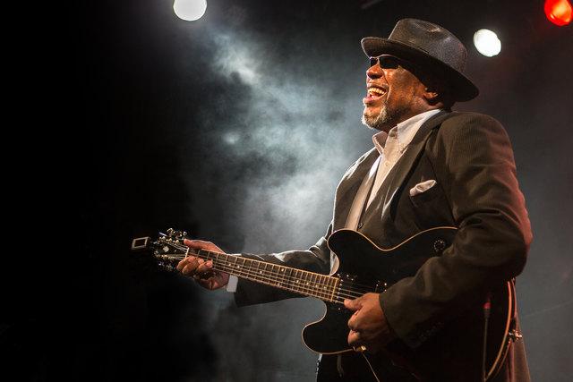 Big Daddy Wilson ist der Topstar der 1. Gössendorfer Blues Nacht am 23. Juni, Sportplatz Gössendorf (Open Air bei Schönwetter!).
