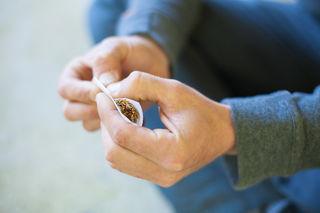 Insgesamt 3,5 Kilo Cannabis soll der Braunauer zum Verkauf und für den Eigenkonsum aus Wien geholt haben, berichtet die Polizei.
