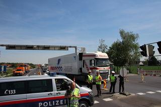 Nach der Wiederaufnahme der Gespräche zwischen dem Land OÖ und Marchtrenk wurde die neuerliche Blockade der B1 am 22. Juni 2018 abgesagt.