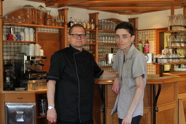 Verena und Peter Walterer führen das Traditionsgasthaus in Naarn seit 1994.