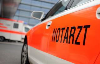Der junge Mann aus Schärding wurde ins Schärdinger Spital gebracht.