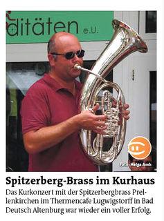 herzlichen Dank an die Redaktion des BZ Bruck a.d. Leitha für die Veröffentlichung, habe mich sehr darüber gefreut!