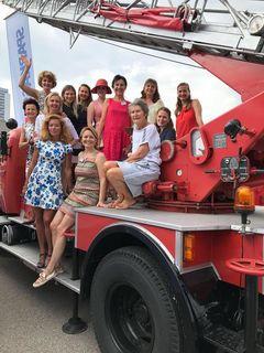 Leonessen: Vatertag bei der Feuerwehr.