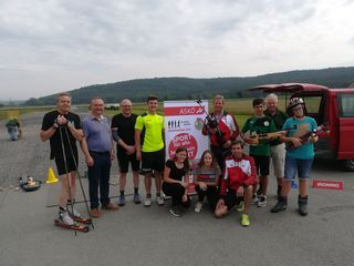 Der Biathlon-Workshop war für die Schüler und Lehrer der NMS Kohfidisch ein besonderes Highlight.
