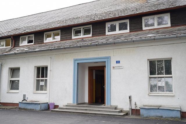 Das Asylheim muss saniert werden. Am 30. Juni soll es geschlossen werden.