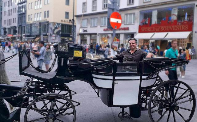 Ein verliebter Kärntner in Wien ...