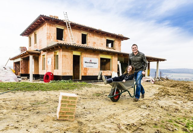 Barrierefreie Häuser sind vor allem für die über 50-Jährigen wichtig.