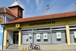 Die ehemalige Raika-Filiale in Gaas ist seit März 2018 geschlossen.