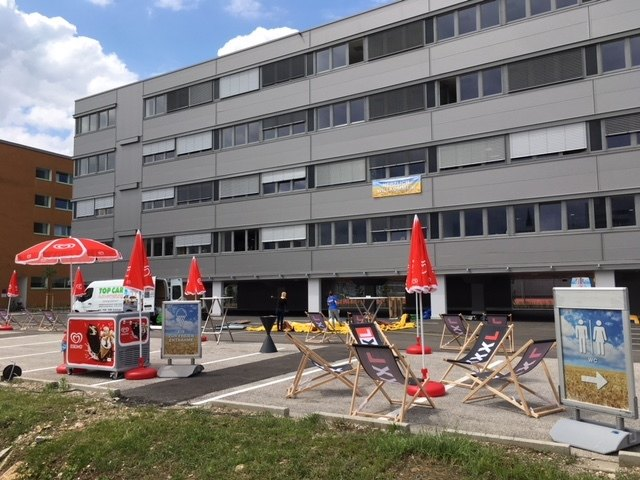 Eröffnungsfeier der neuen XXXLutz Zentrale in Wels.