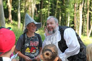 Die Märchenwanderung, für die die Bücherei Jennersdorf einender burgenländischen Bibliotheks-Preise erhielt, findet am 28. Juli erneut statt.